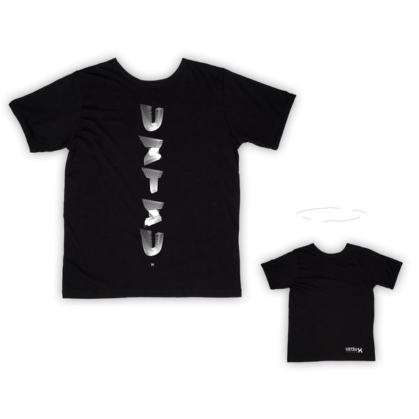 Uztzu 3D | T-shirt Logo 2 sides | Uztzu - Uztzu Clothing - Shop Super 4X4 T-shirts, Pants and hoodies online!