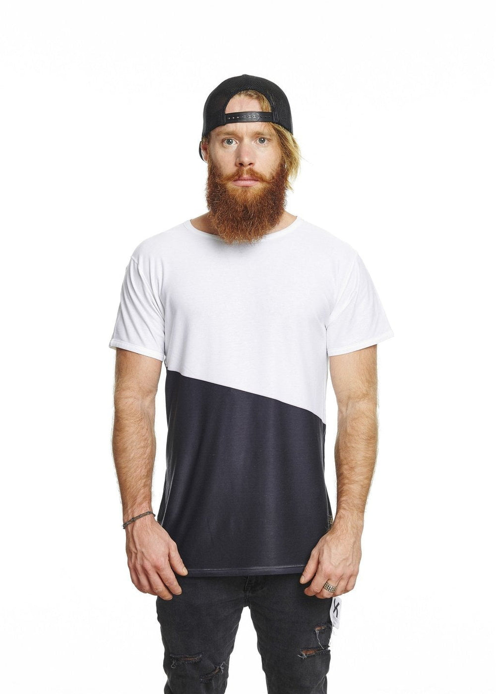 Fool - UZTZU 4-Ways Reversible T-Shirts