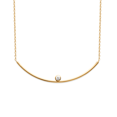 Collier Solitaire - Bijoux Who We Are