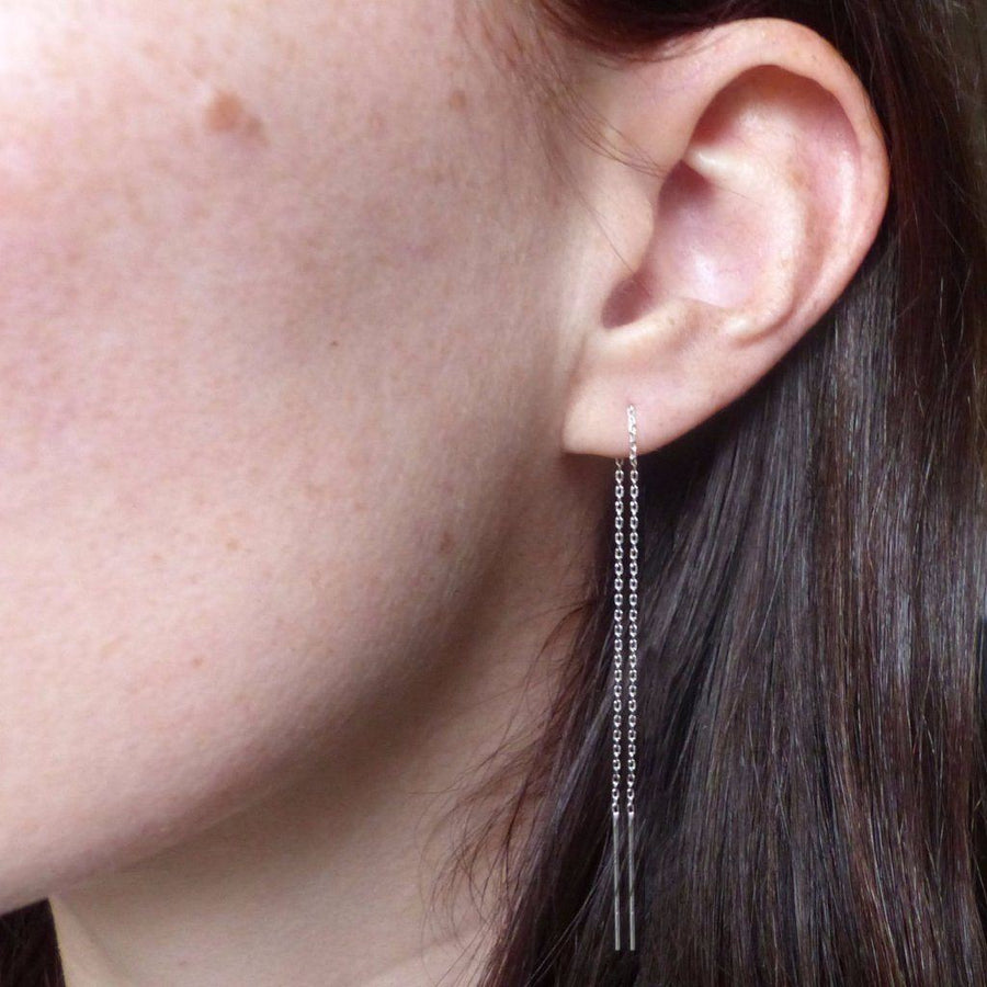Boucles d'oreille Pures 3 - Bijoux Who We Are