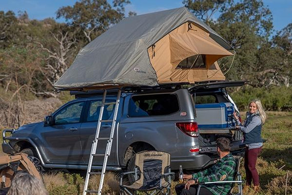 & ARB Series III Simpson Rooftop Tent u2013 Cardinal Off-Road