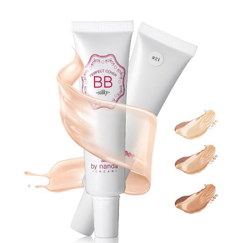 Beauty Natural Makeup BB Cream