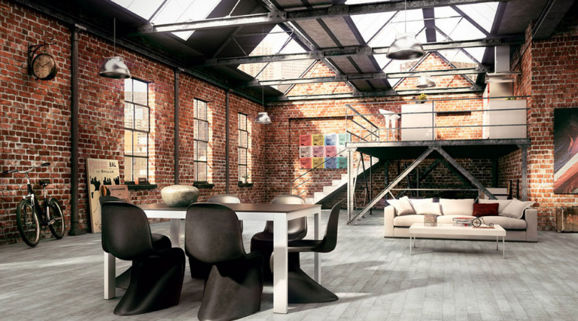 The best home decorating tips to get a perfect industrial interior design