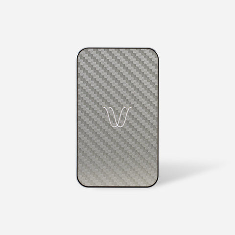Wireless Power Bank - Carbon Look Ash