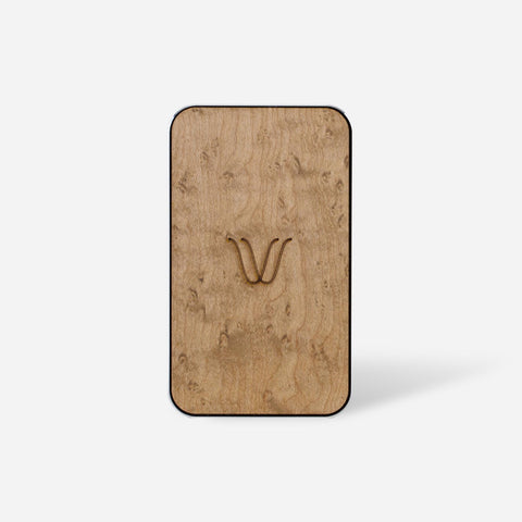Wireless Power Bank – Wood Erable