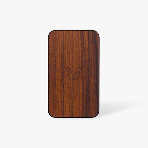 Wireless Power Bank – Wood Rosewood