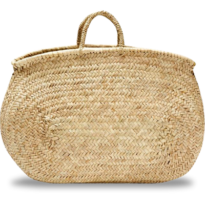 MOROCCAN OBLONG BASKET