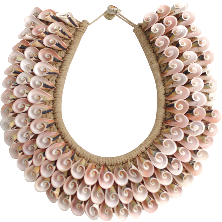 SHELL NECKLACE