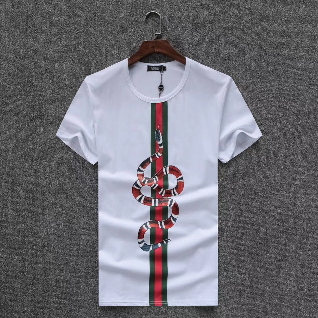 fa217b602cc Gucci Men T-Shirt White Color