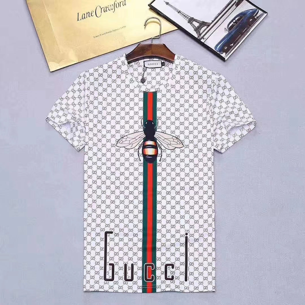 18052ff5fcd Gucci Men T-Shirt White Color