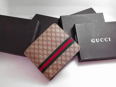 90b2a3822a8f Gucci Men Wallet Cafe Color