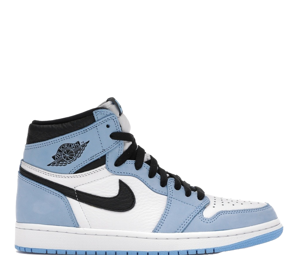 Nike Jordan 1 Retro High White University Blue Black