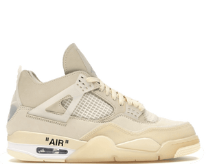 Nike Air Jordan 4 Off White Sail (W)