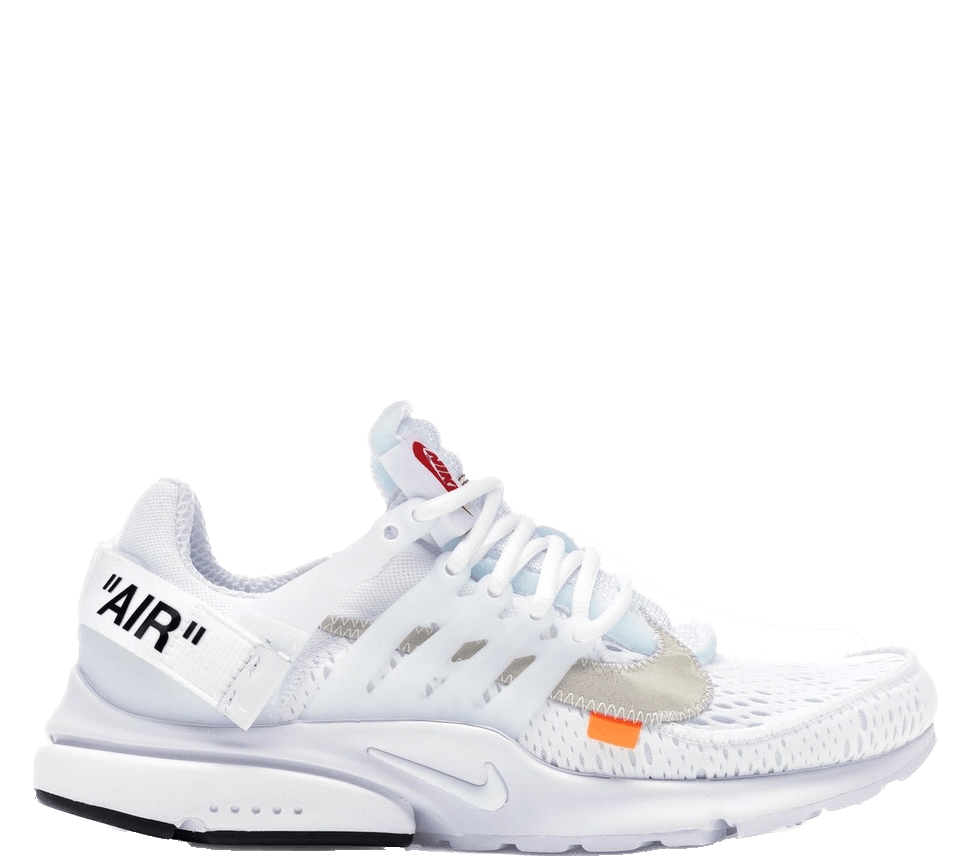 Nike Air Presto Off White White