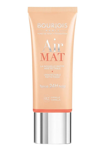 Bourjois Air Mat 24h Foundation - 02 Vanilla