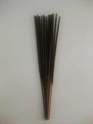 Wildcrafted incense use for cleansing