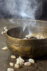 SWEET FRANKINCENSE RESIN INCENSE