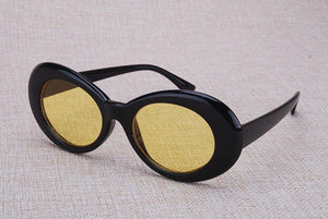 Black w/ Yellow Tint Clout goggles