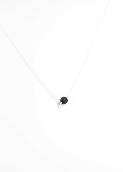 Sophia Necklace - black