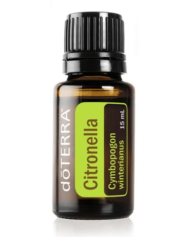 Citronella - The Wong Way