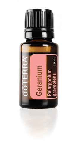 Geranium - The Wong Way