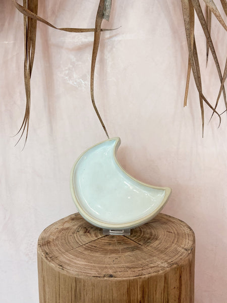 Moon Ceramic Dish - The Wong Way