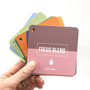 Oil Blends Flashcards - The Wong Way