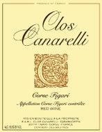 Figari Rouge, Clos Canarelli, Figari, Corsica 2015 OUT OF STOCK