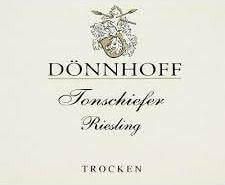 Riesling Tonschiefer Dry Slate, Weingut Dönnhoff 2017