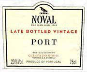 Quinta do Noval LBV Port Unfiltered 2012