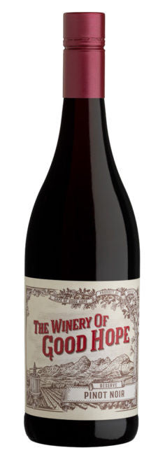 Reserve Pinot Noir The Winery of Good Hope 2014