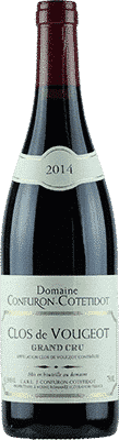 Clos Vougeot Grand Cru Domaine Confuron-Coteditot 2016 (SOLD OUT)