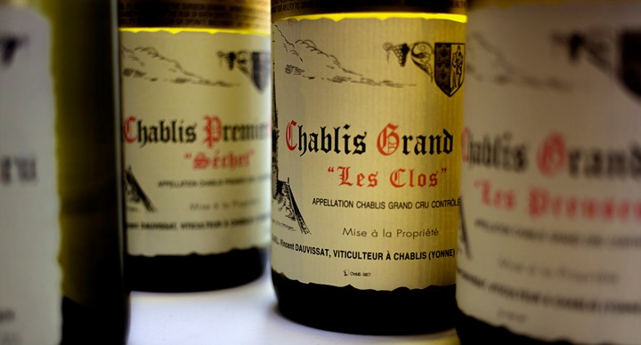 Chablis Dauvissat (Please contact us for availability)