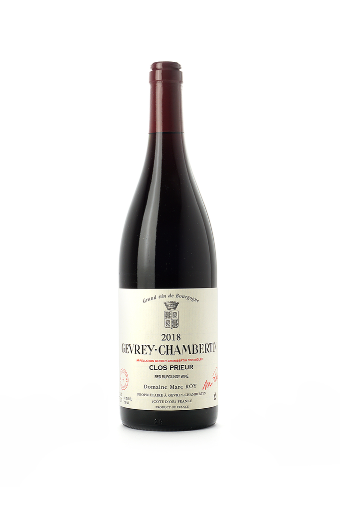 Gevrey Chambertin 'Clos Prieur' Domaine Marc Roy 2017