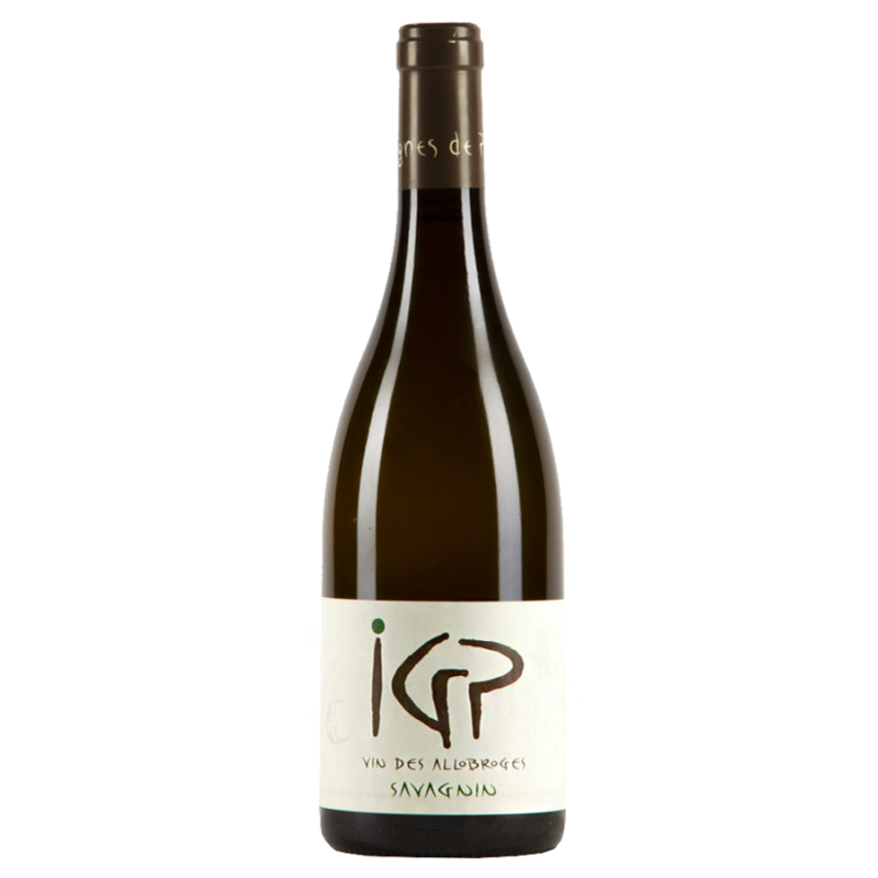 Savagnin, Les Vignes de Paradis, Dominique Lucas, Ballaison 2018 (OUT OF STOCK)