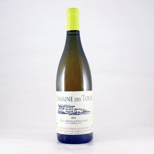 Domaine des Tours Blanc Vin de Pays du Vaucluse, Emmanuel Reynaud 2015 (SOLD OUT NEXT SHIPMENT MARCH 2020)