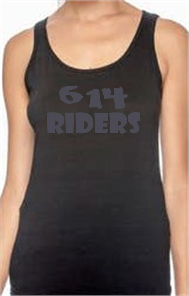 614 Riders Women's Tank Top