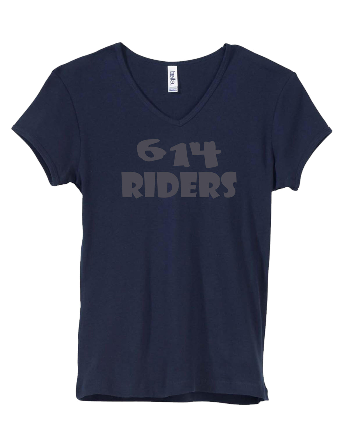 614 Riders Women's V-Neck
