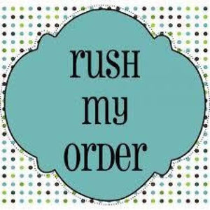 Rush my Order  -  Bridal Delights