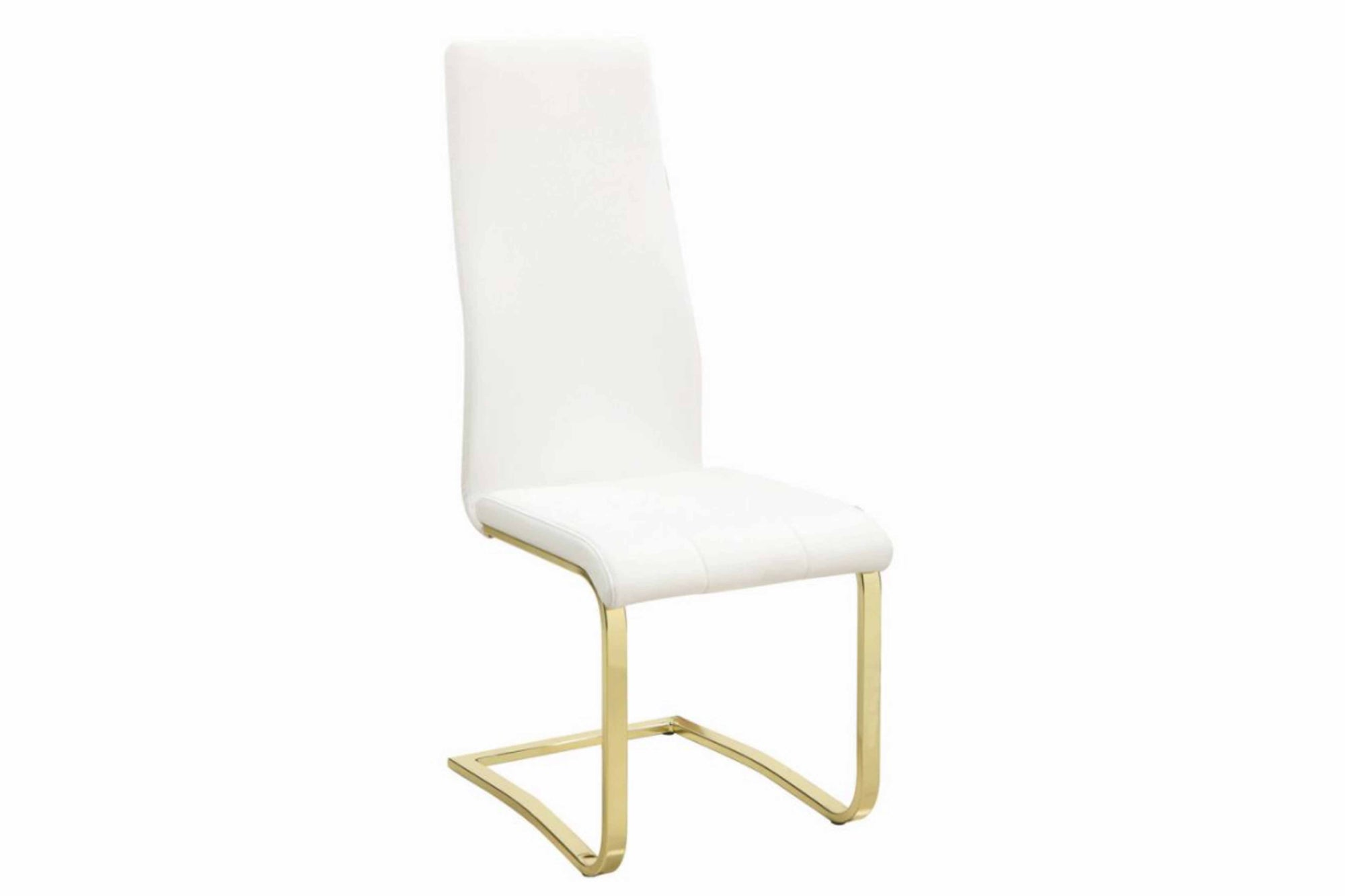 White Dining Chair #18190512