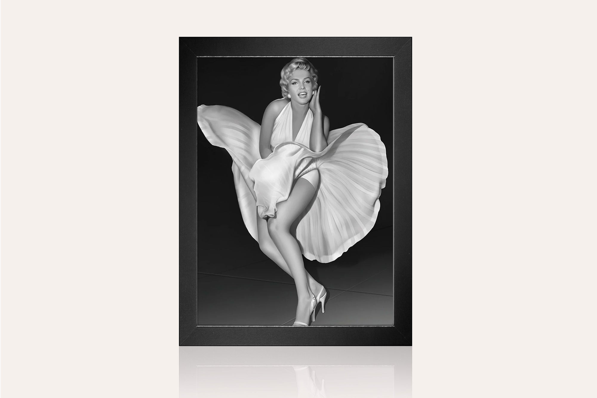 Marilyn Monroe Acrylic Wall Art