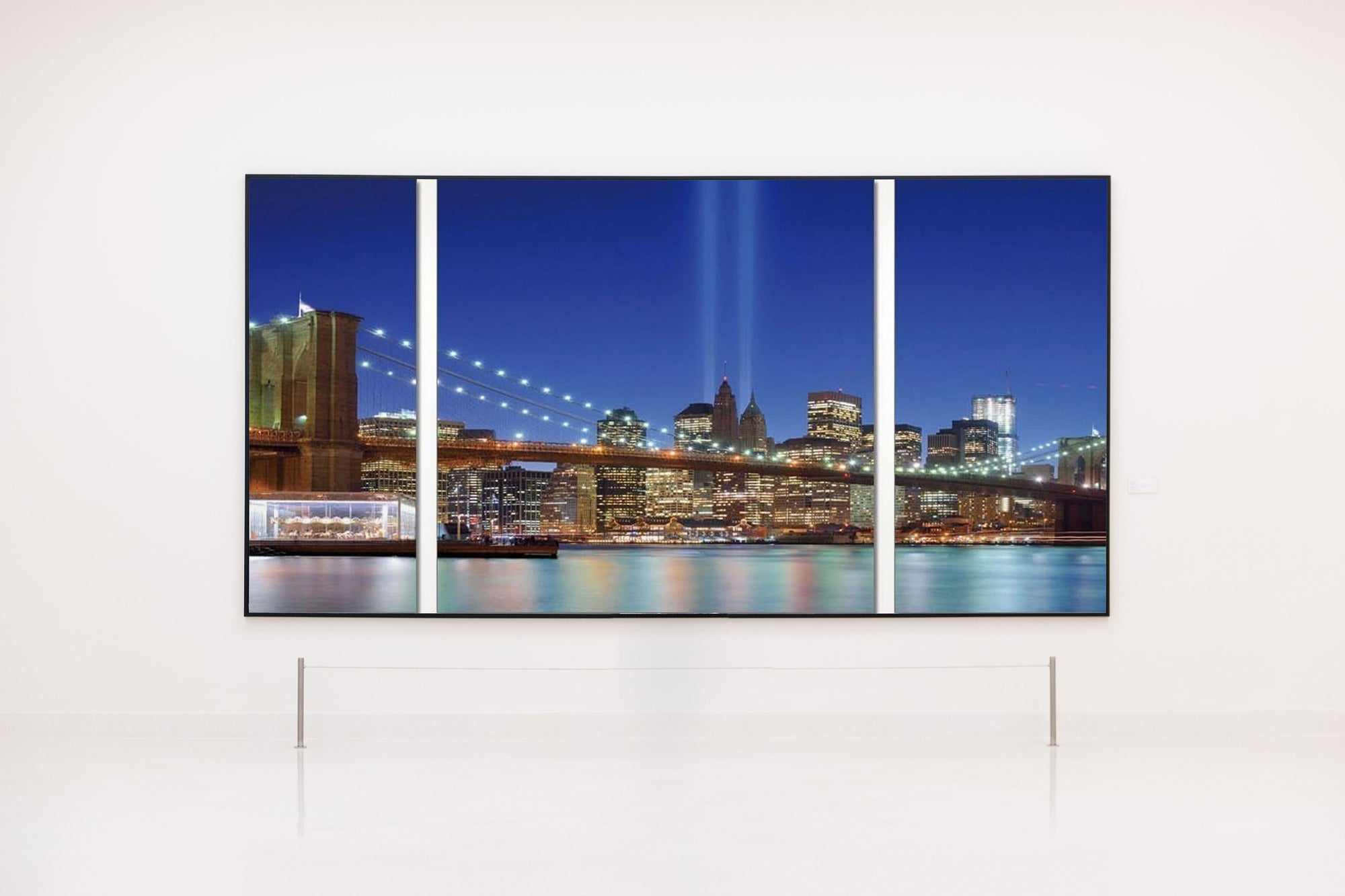 Brooklyn Bridge Acrylic Wall Art