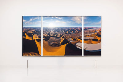 The Desert Acrylic Wall Art