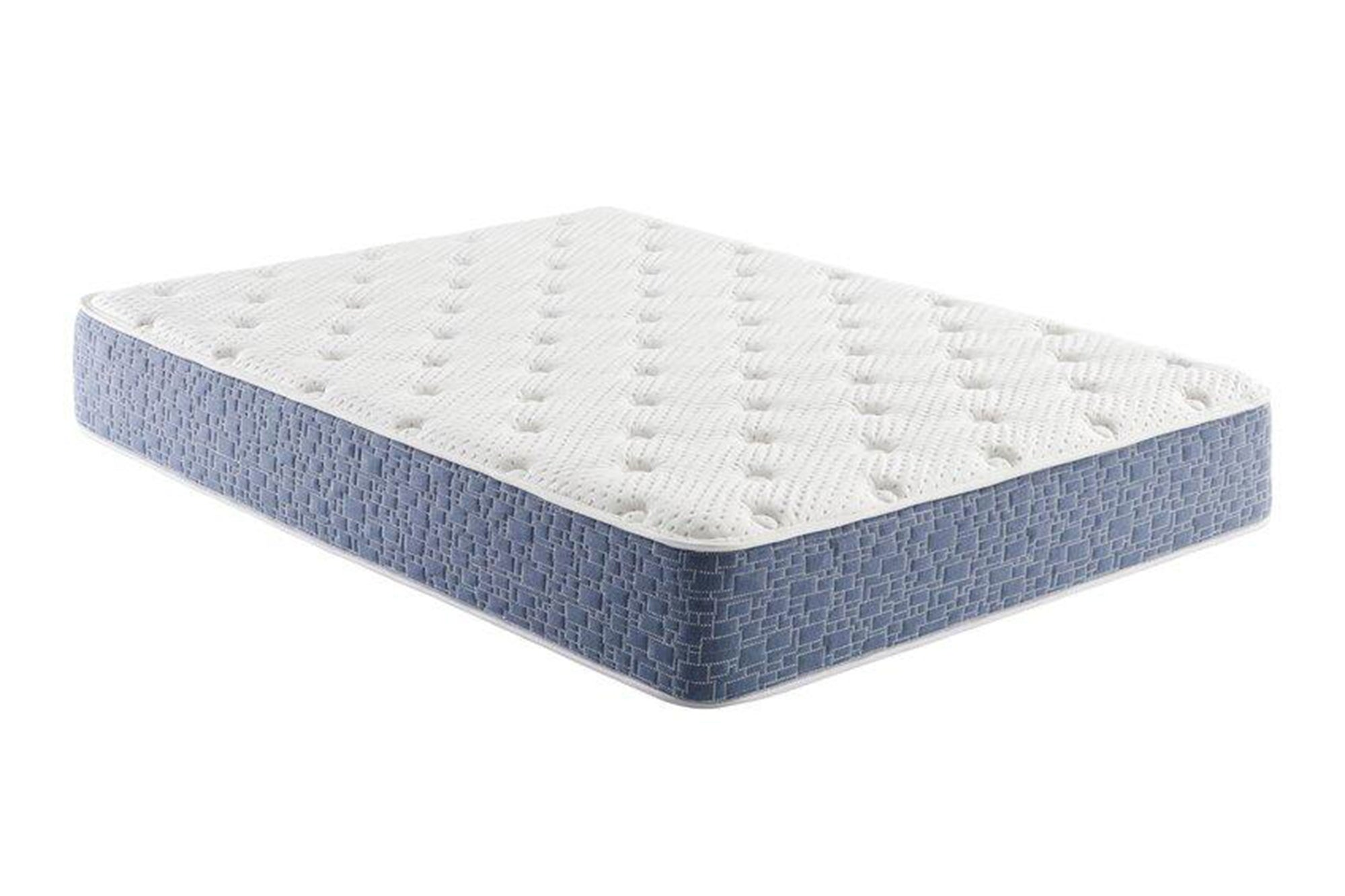 VENINI BEDDING 11-inch Medium Firm Tight Top Hybrid Gel Memory Foam and Spring Mattress #18117894