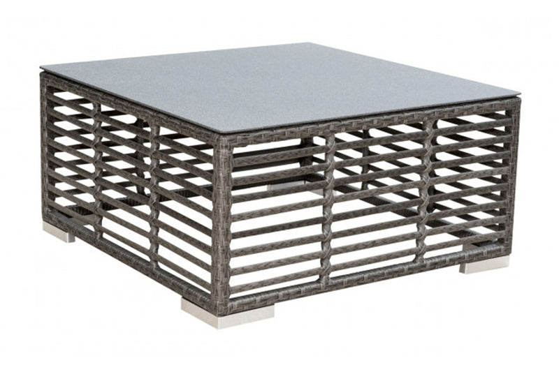 Graphite Square Coffee Table PJO-1601-GRY-CT