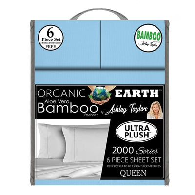 ORGANIC EARTH BAMBOO ESSENCE BY ASHLEY TAYLOR 2000 SERIES