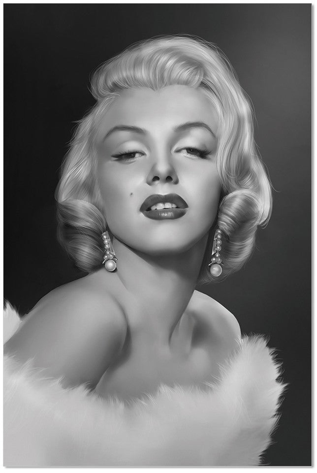 Marilyn Monroe II Acrylic Wall Art by Venini