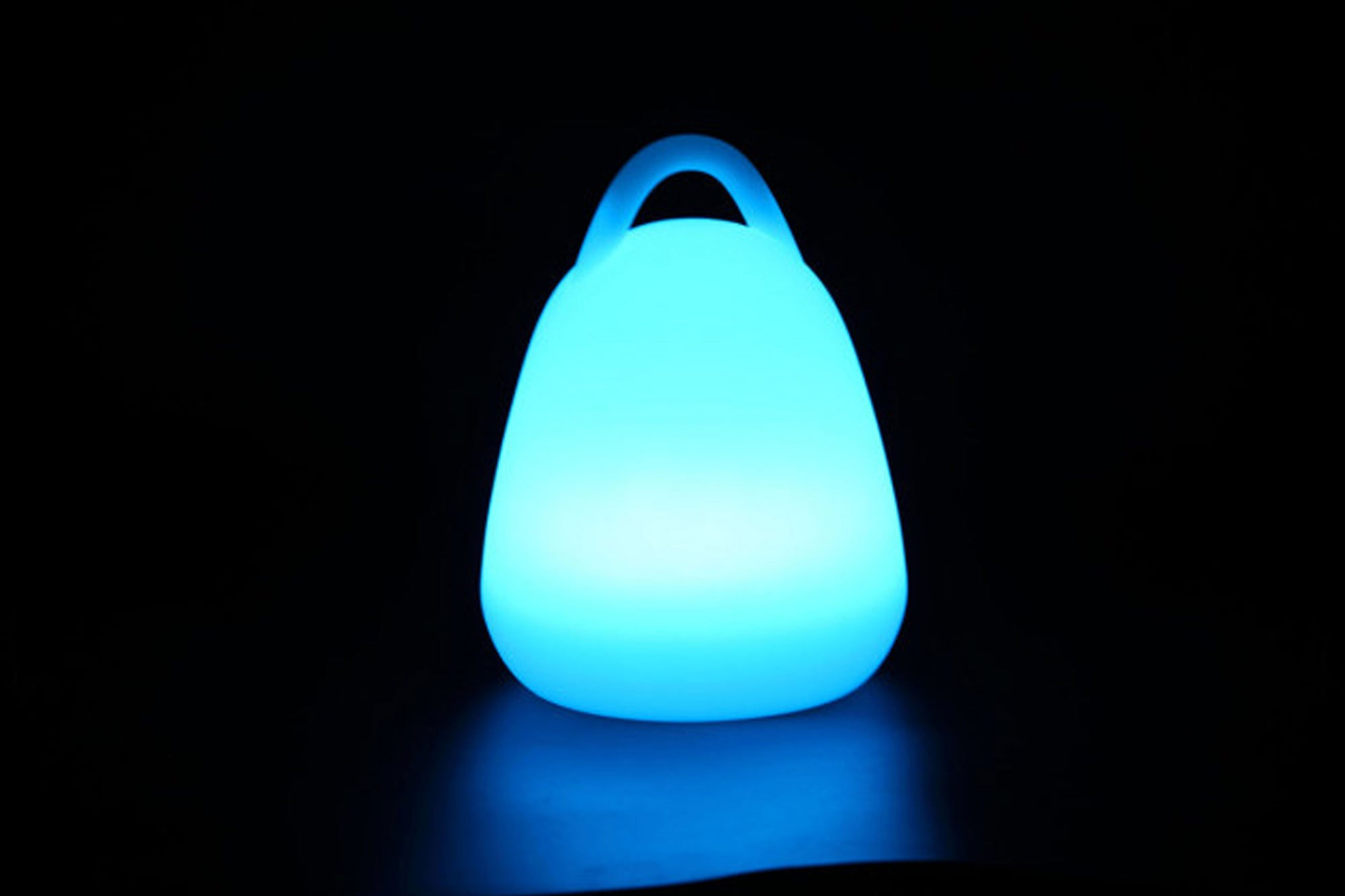 LED Egg Lamp with Handle