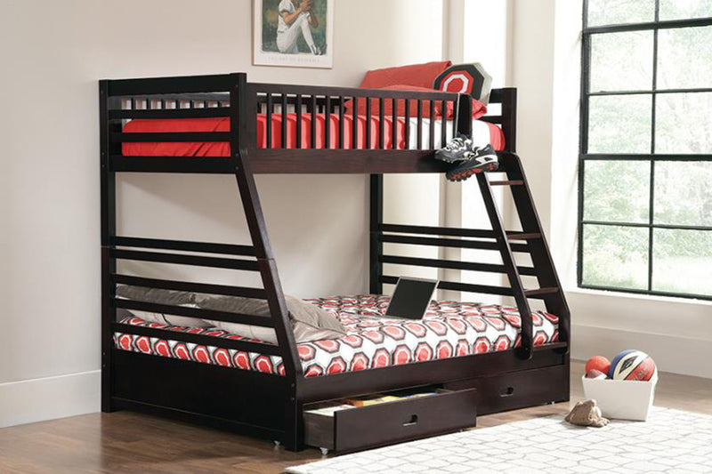 Wood Bunk Bed Model # 18460184