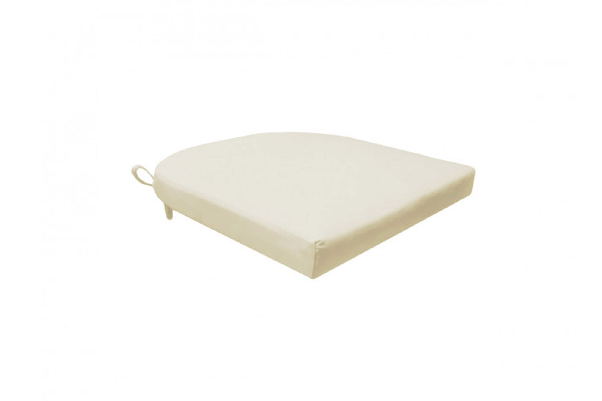 Optional off-white cushion